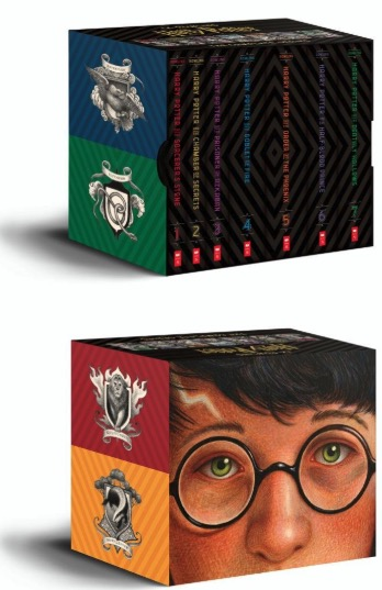 Harry Potter special edition box set