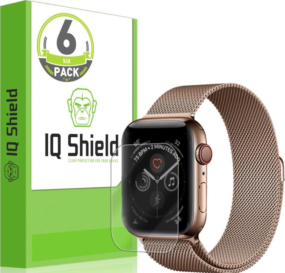 Best Tempered Glass Screen Protectors for the Apple Watch in