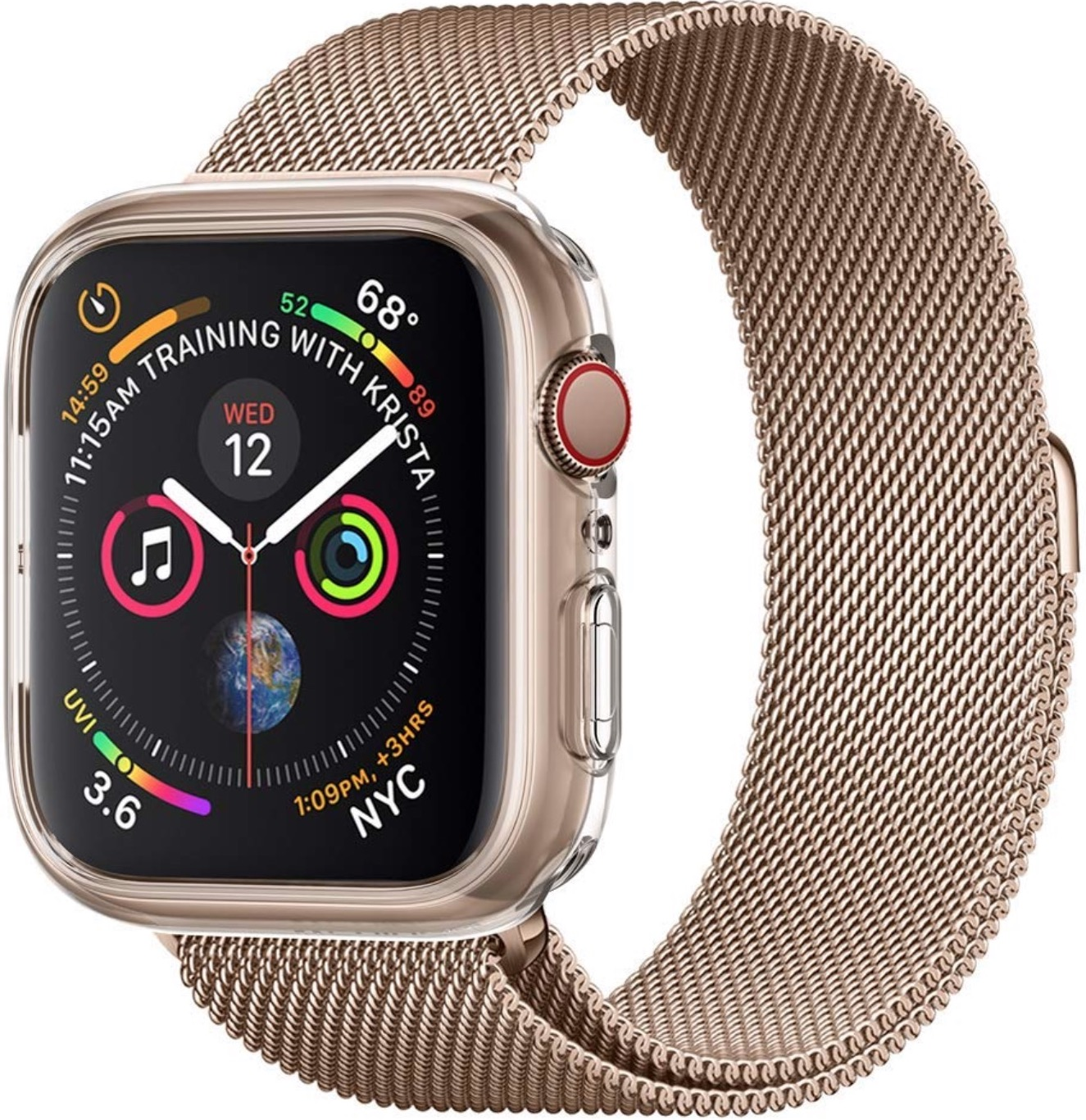 new concept 10e2d 77ade Best Cases for the Apple Watch Series 4 in 2019   TechnoBuffalo