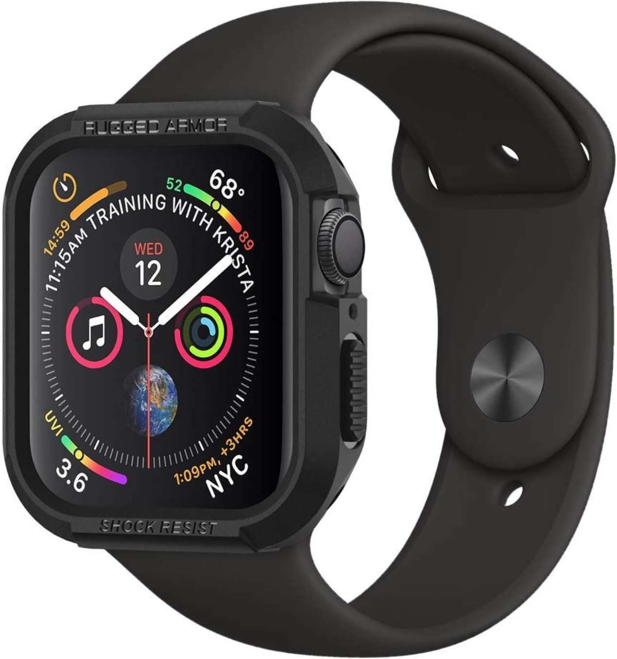 new concept eedff 44512 Best Cases for the Apple Watch Series 4 in 2019 | TechnoBuffalo