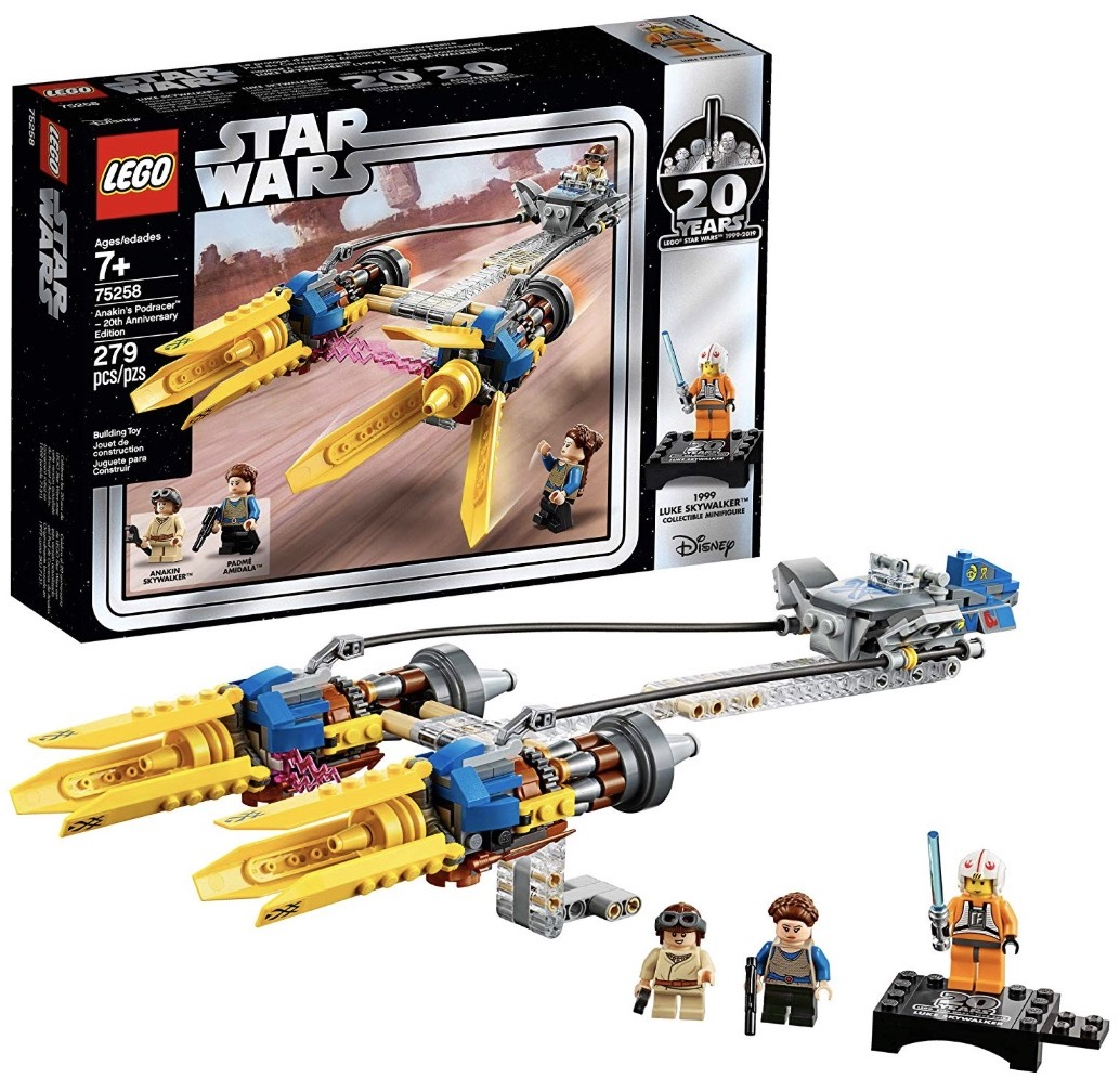 Lego Sets Introduces Deserve Anniversary The Star Wars We wOknP0