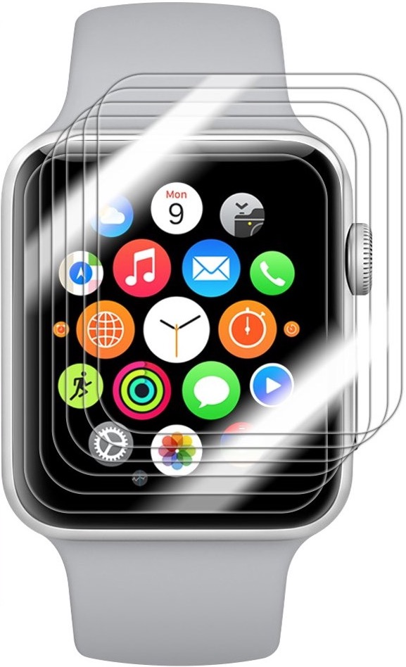 newest 07383 8cf88 Best Tempered Glass Screen Protectors for the Apple Watch in 2019 ...