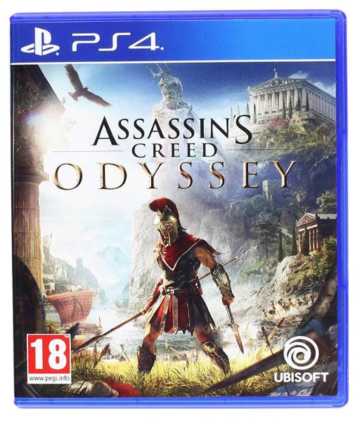Assassins Creed Odyssey case