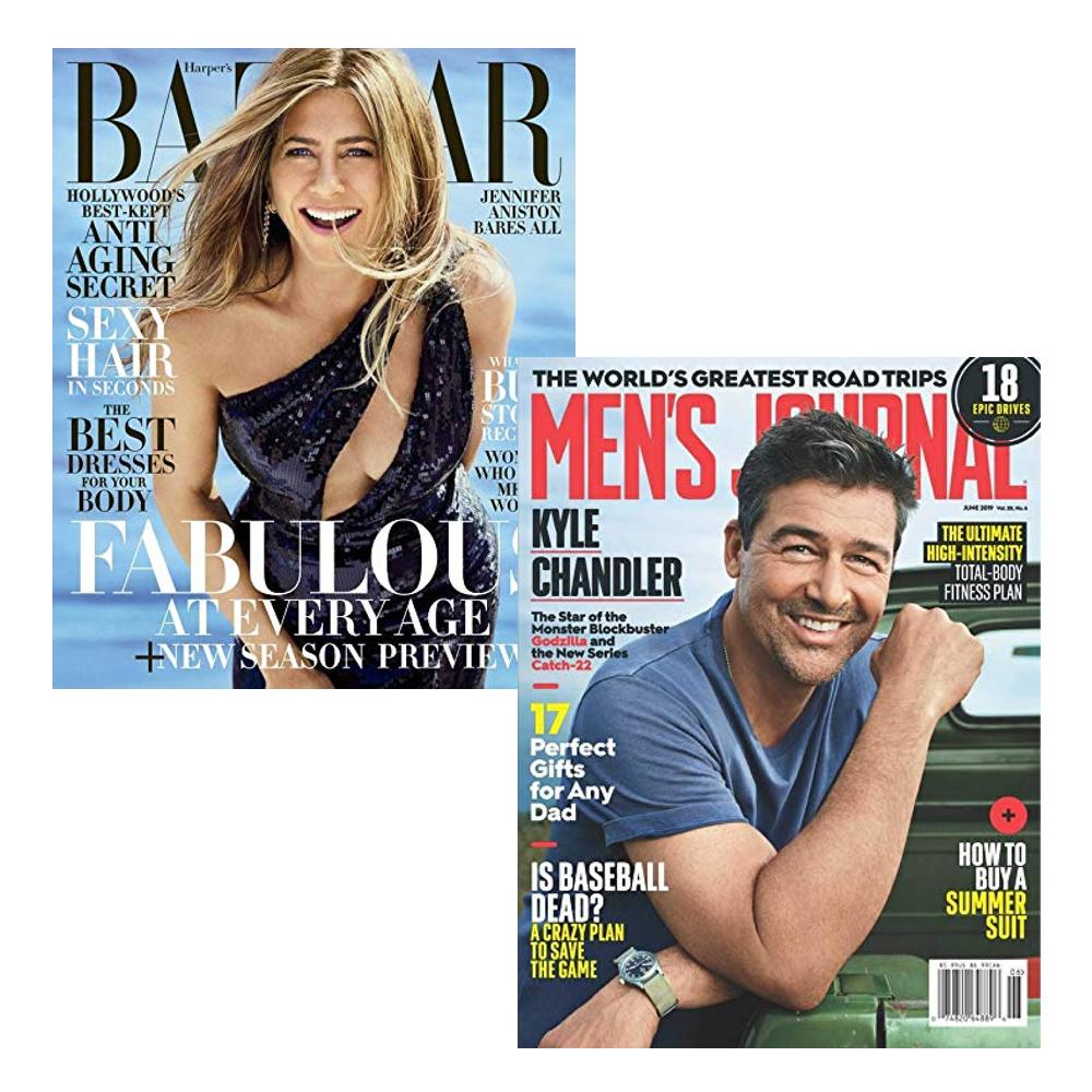 Today only, popular digital magazine subscriptions start at $4 on