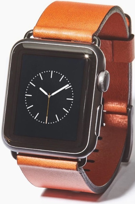 Best Leather Bands for the Apple Watch in 2019