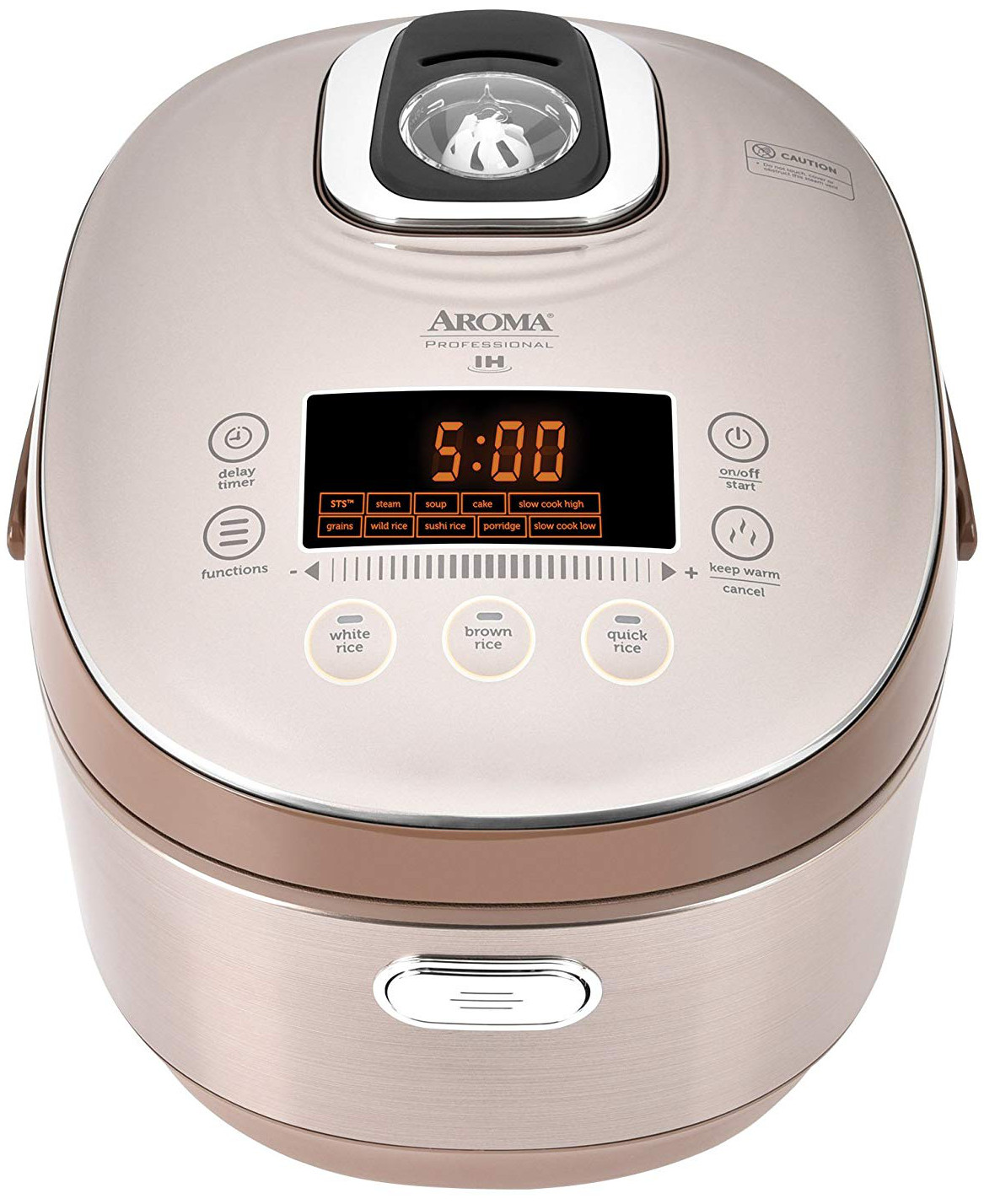 Aroma Pro Rice Cooker