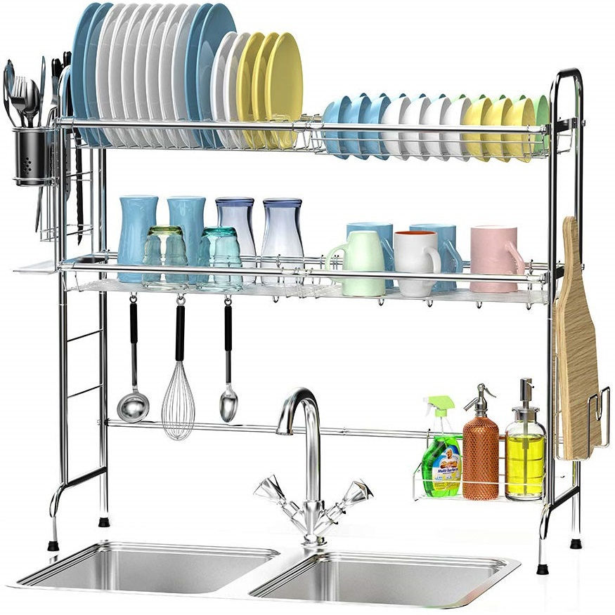 Ove the sink drying rack