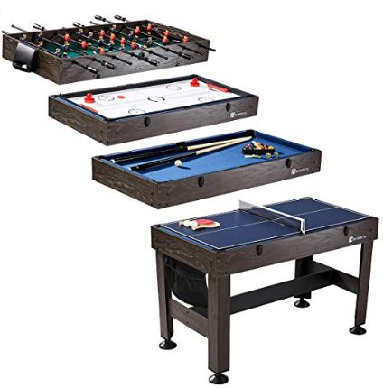 MD sports air hockey table render
