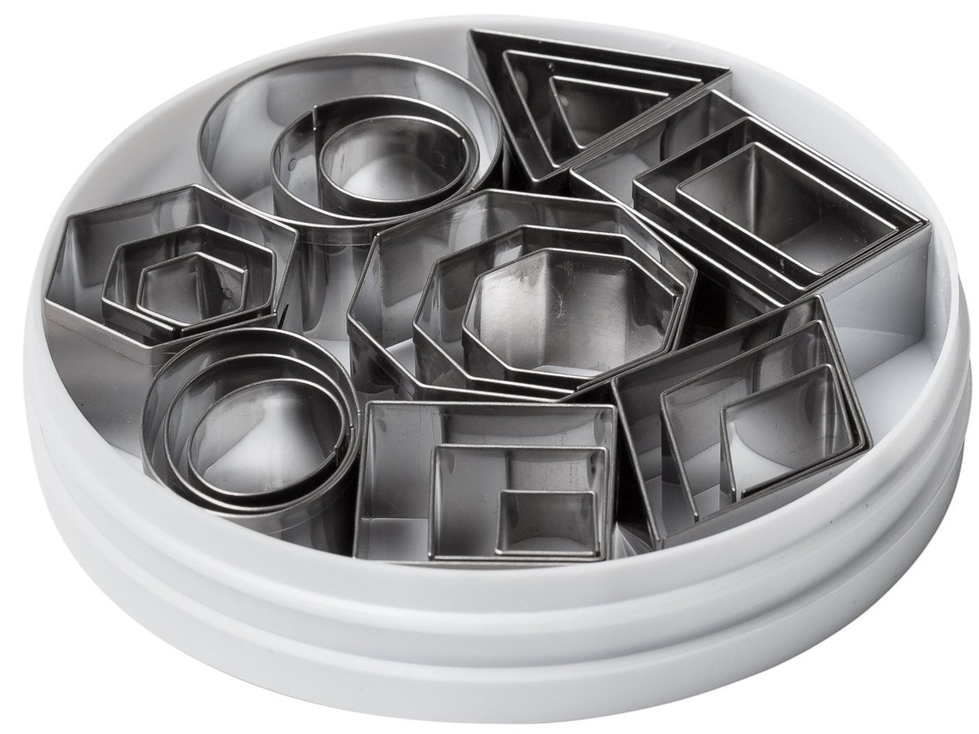 Ateco cookie cutters