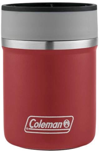 Coleman lounger insulated stainless steel coozie