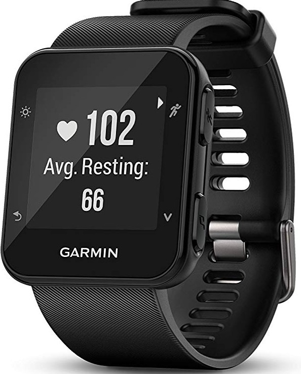 Garmin Forerunner watch
