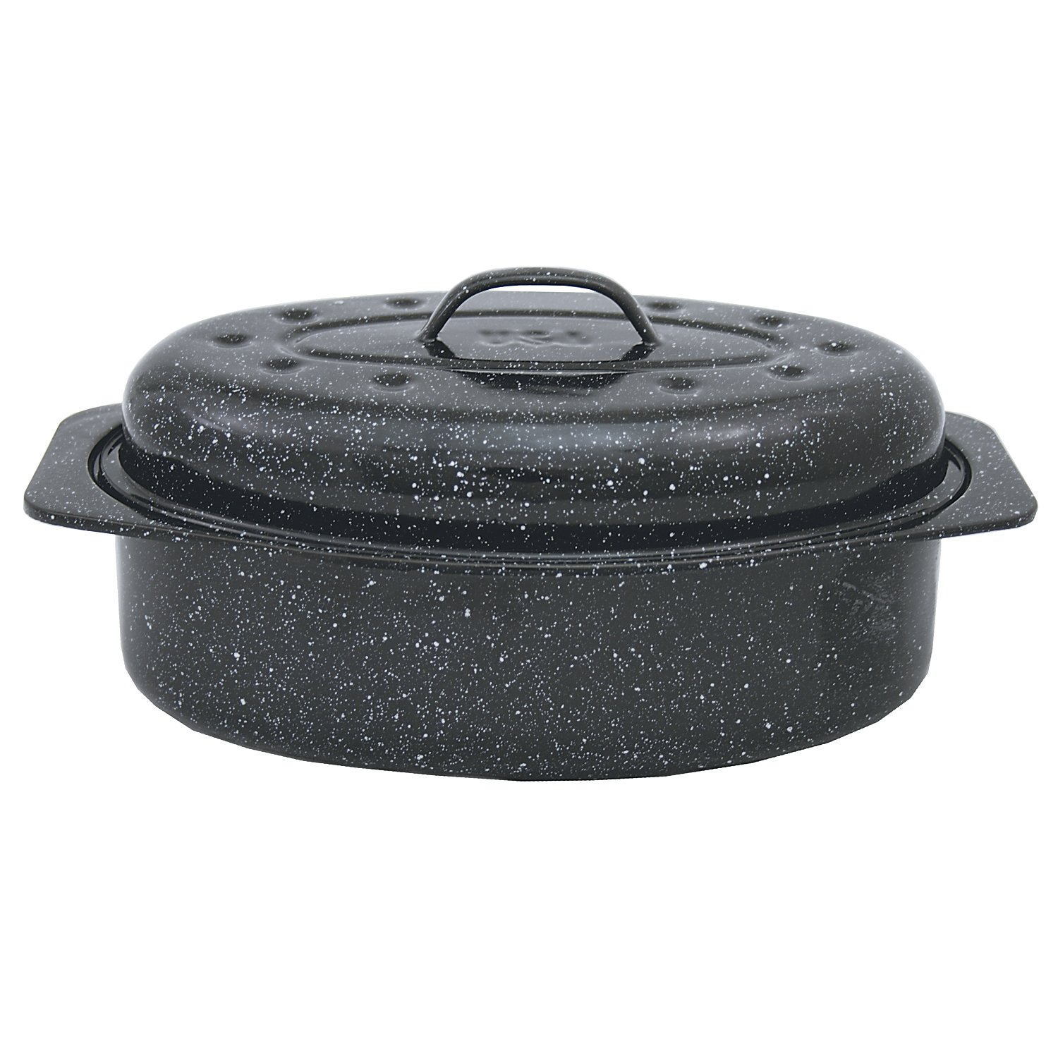 Granite Ware oval roaster