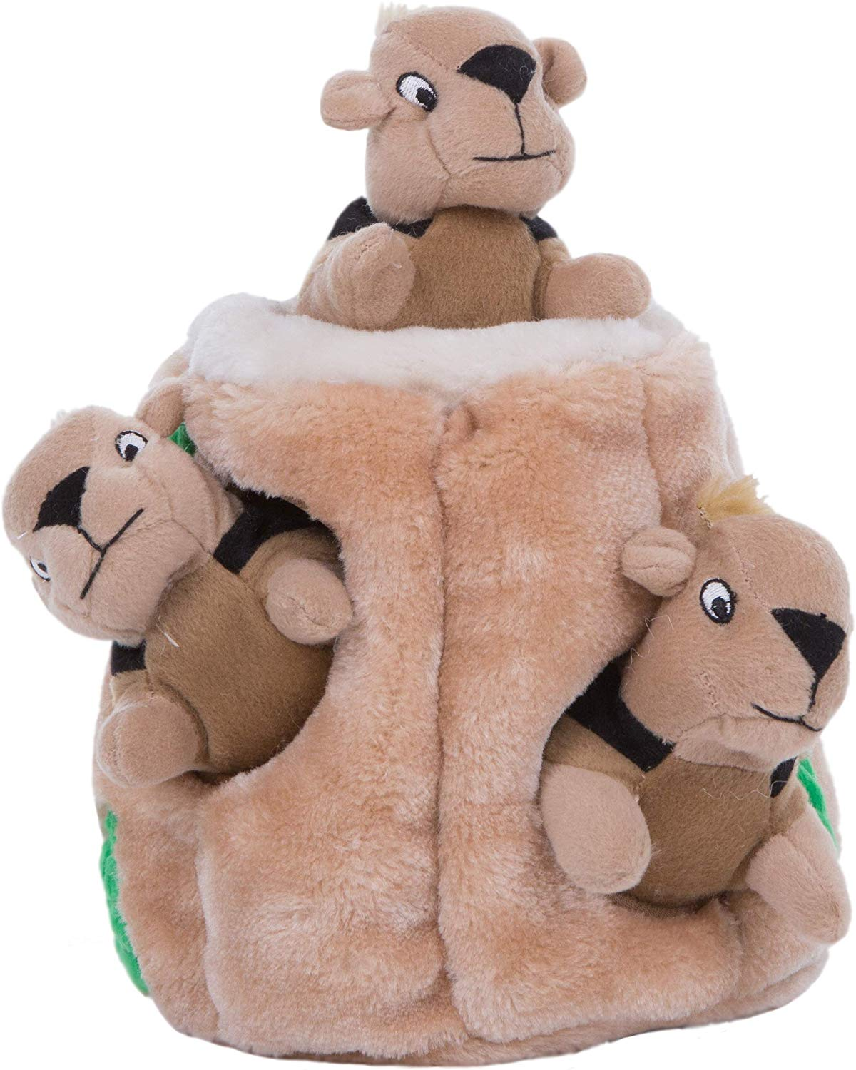 Hide and Squeak Plush Toy