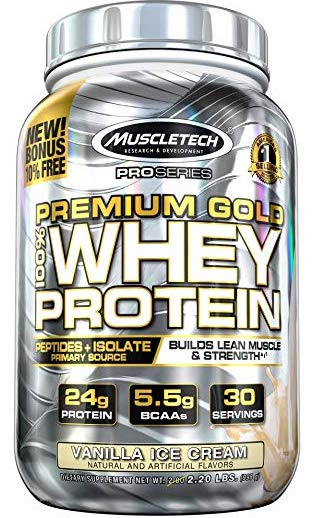 Muscle Tech Protein Powder