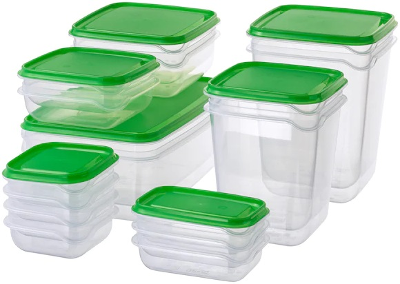 Pruta Containers