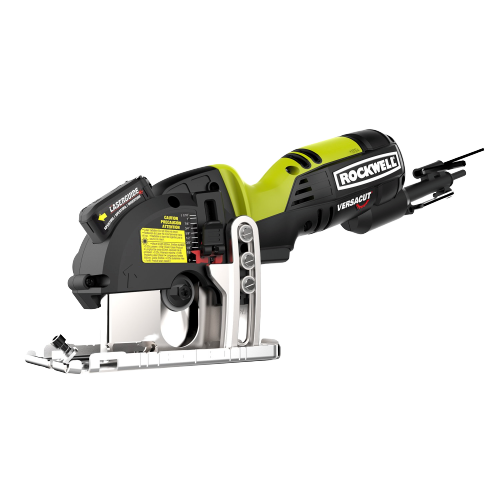 Smaller circular saw by Rockwell