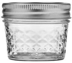 Ball 4oz quilted crystal