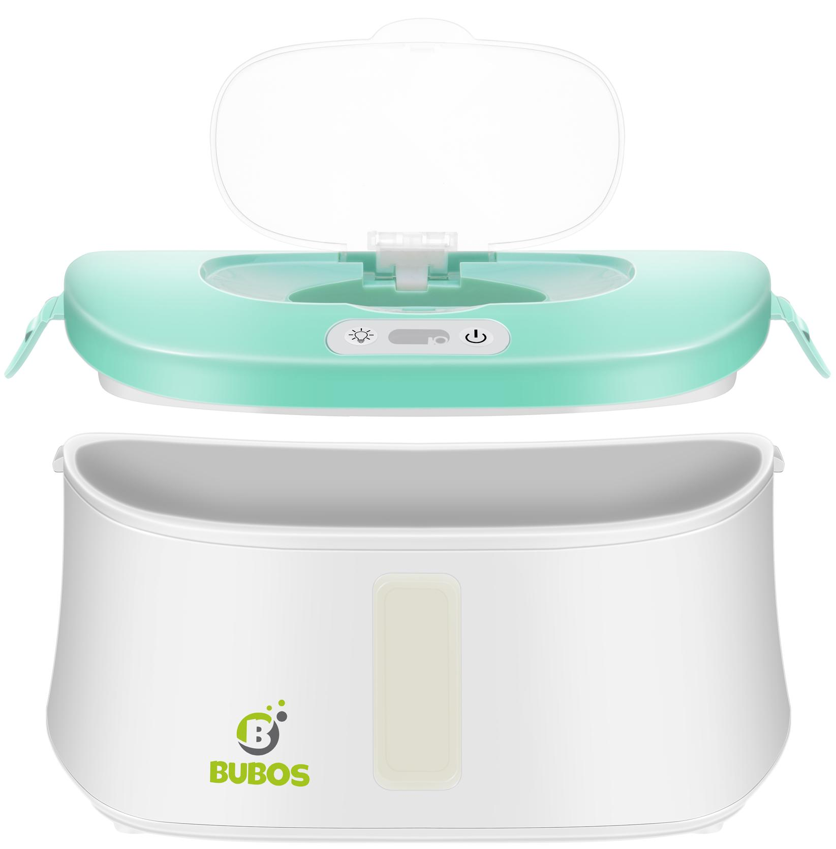 Bubos Wipe Warmer and Wet Wipes Dispenser