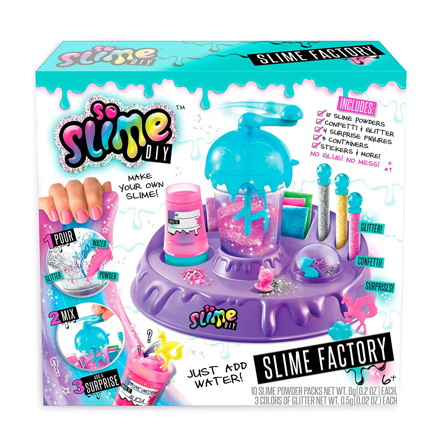 Canal Toys Slime Playset
