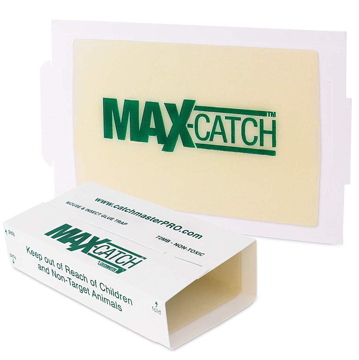 Catchmaster 72MAX 36-Count Glue Pest Trap Set