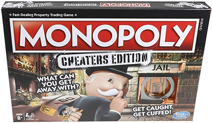 Cheaters Monopoly