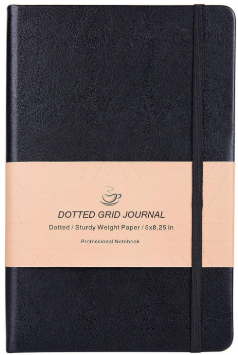 Dotted Grid Notebook