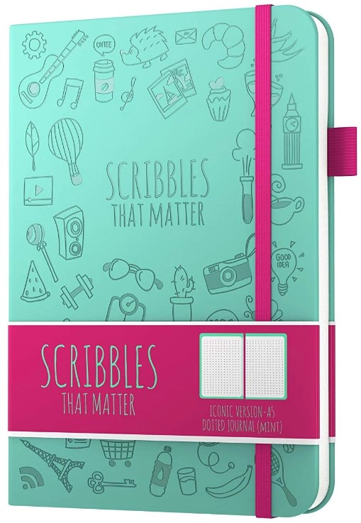 Scribbles That Matter journal