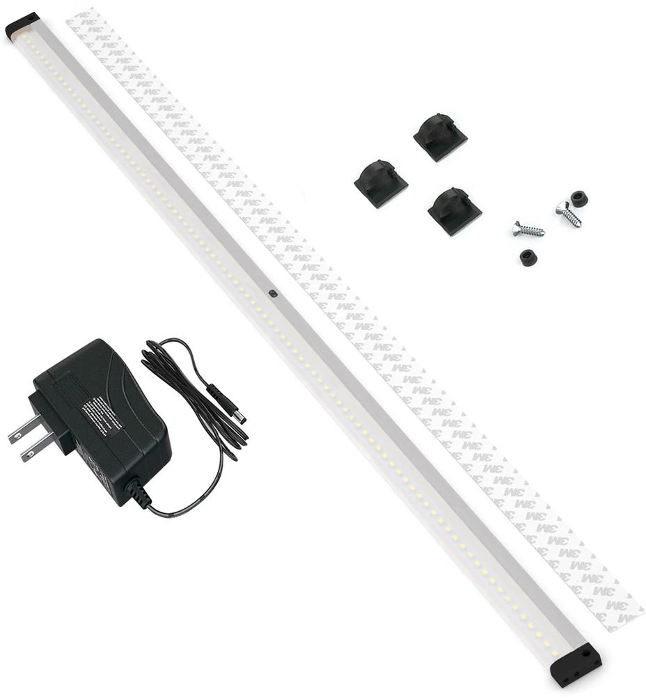 EShine LED Dimmable Extra Long 40 Inch Panel Under Cabinet Lighting