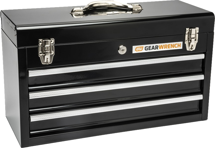 GearWrench Steel Tool Box