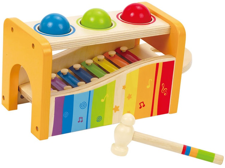 Hape Music Bench