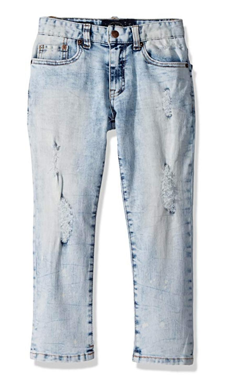 Lucky Brand Classic Fit Straight Leg Jean