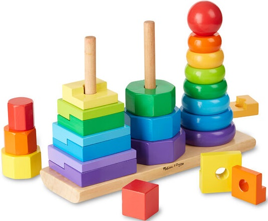 Melissa and Doug Stacker