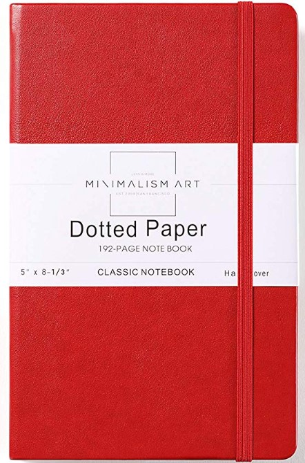 Minimalism Art journal