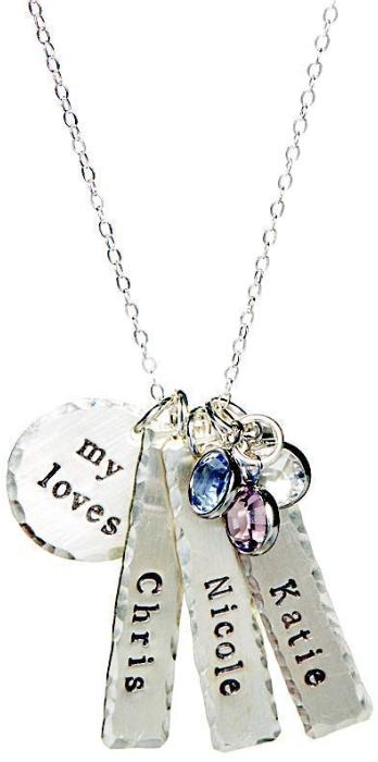 My Loves Personalized Name Necklace