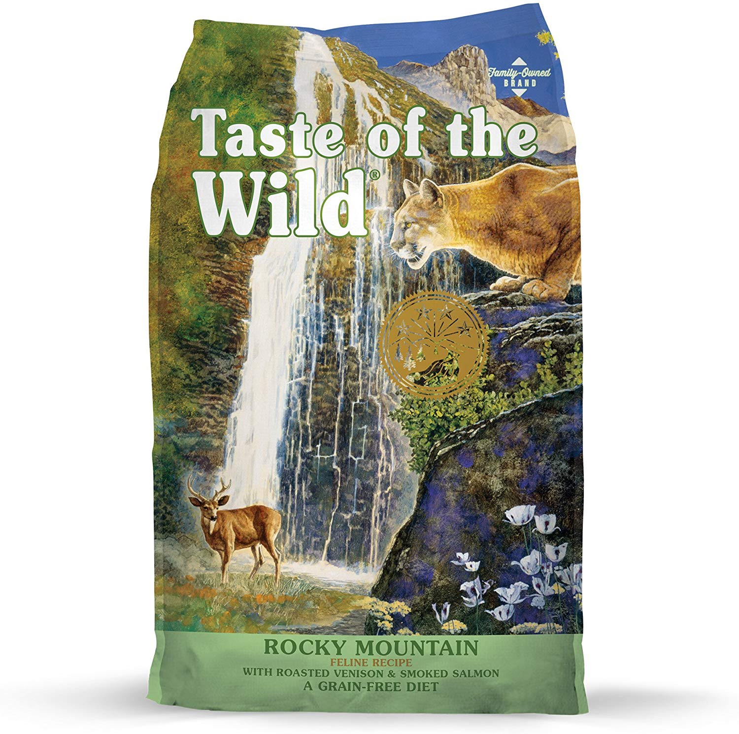Taste of the Wild for Cats