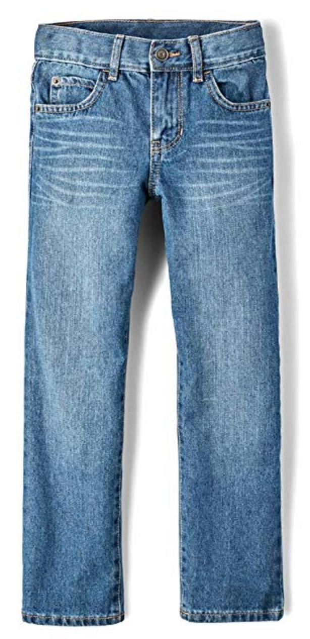 The Children's Place Boys' Straight Leg Jeans