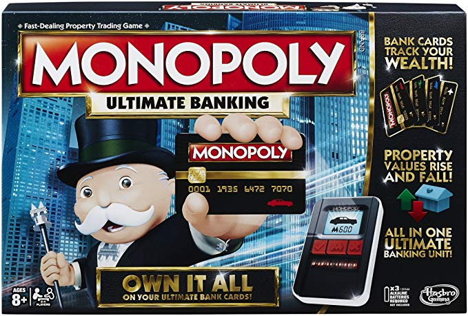 Ultimate Banking Monopoly