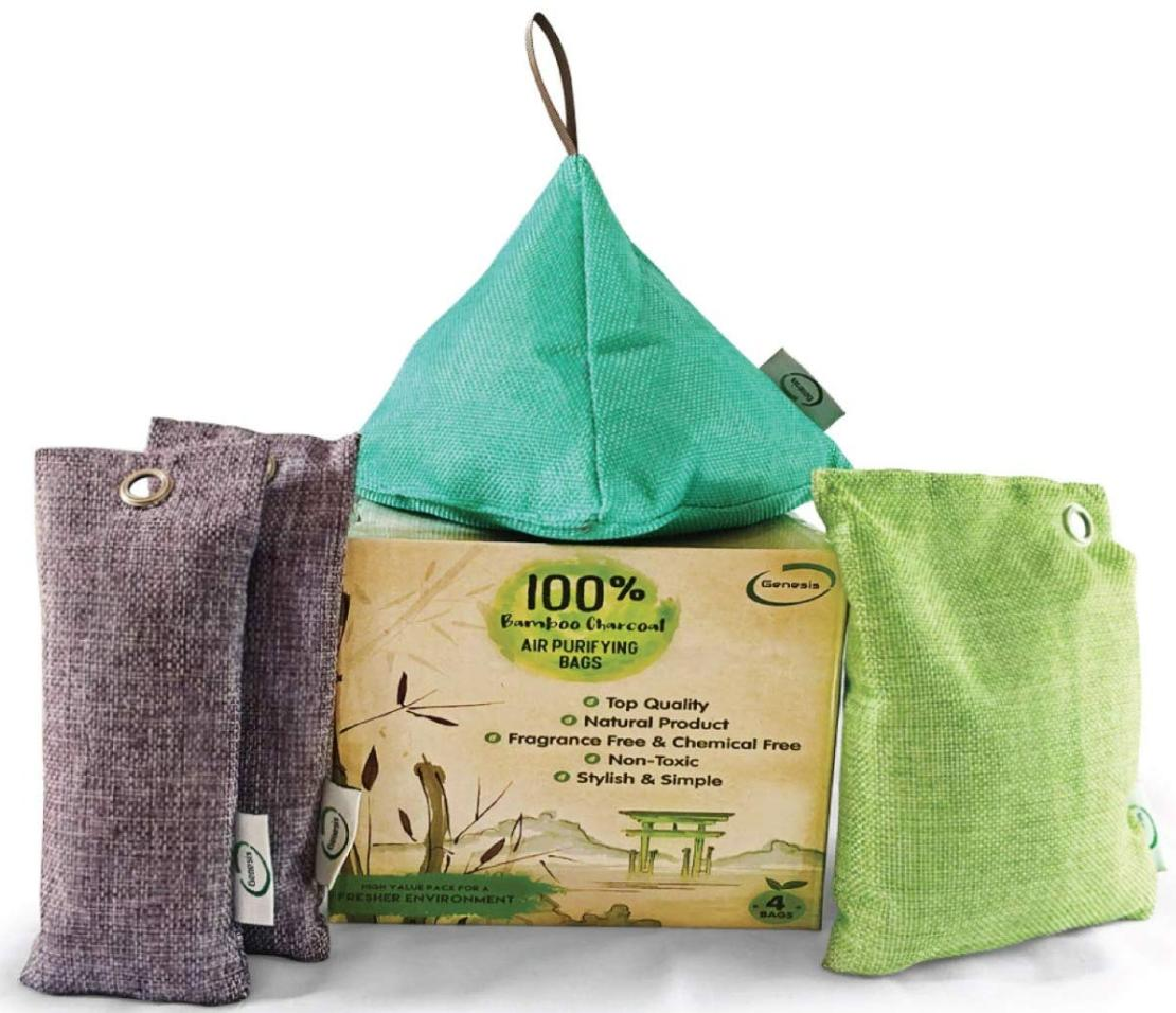 Amazing Creations Bamboo Air Purifying Bags