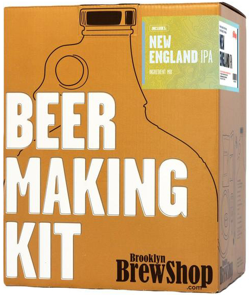 Brooklyn Brew Shop kit
