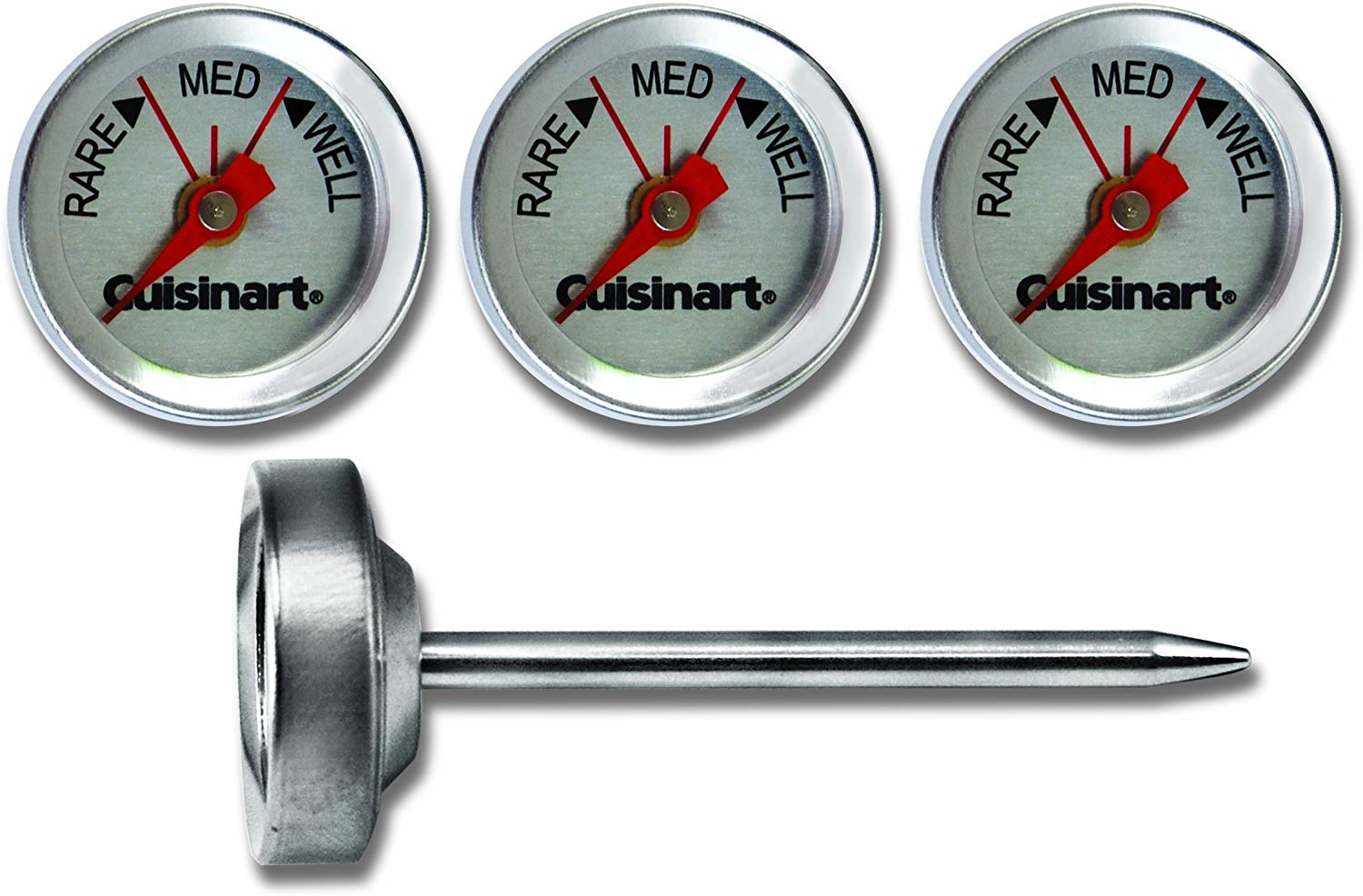 Cuisinart Steal Thermometers