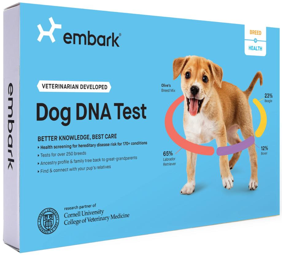 Embark Dog Breed and Health DNA Test