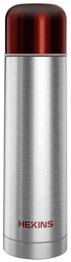 Hekins 16.9 Ounce Vacuum Insulated Stainless Steel Thermos