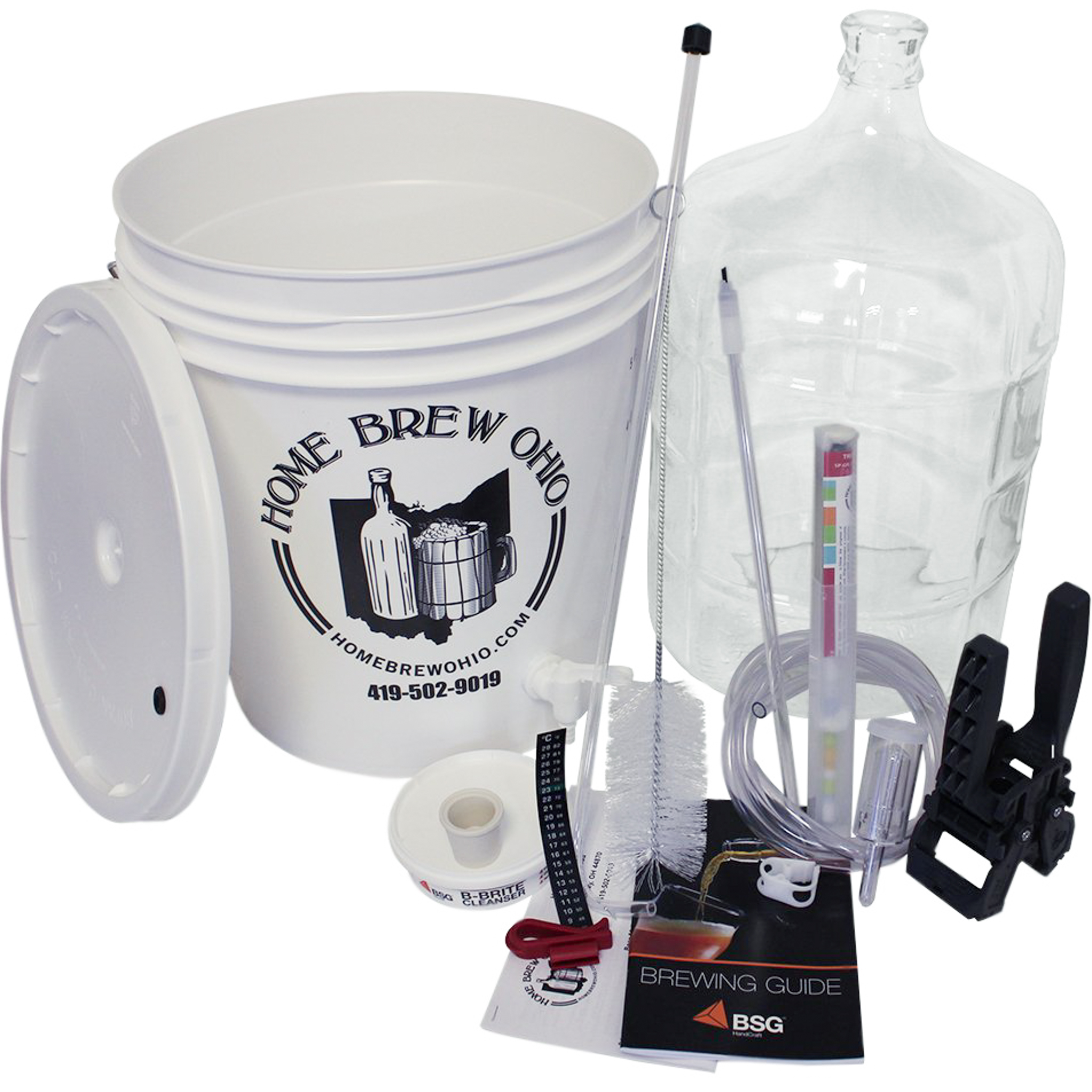 Home Brew Ohio kit