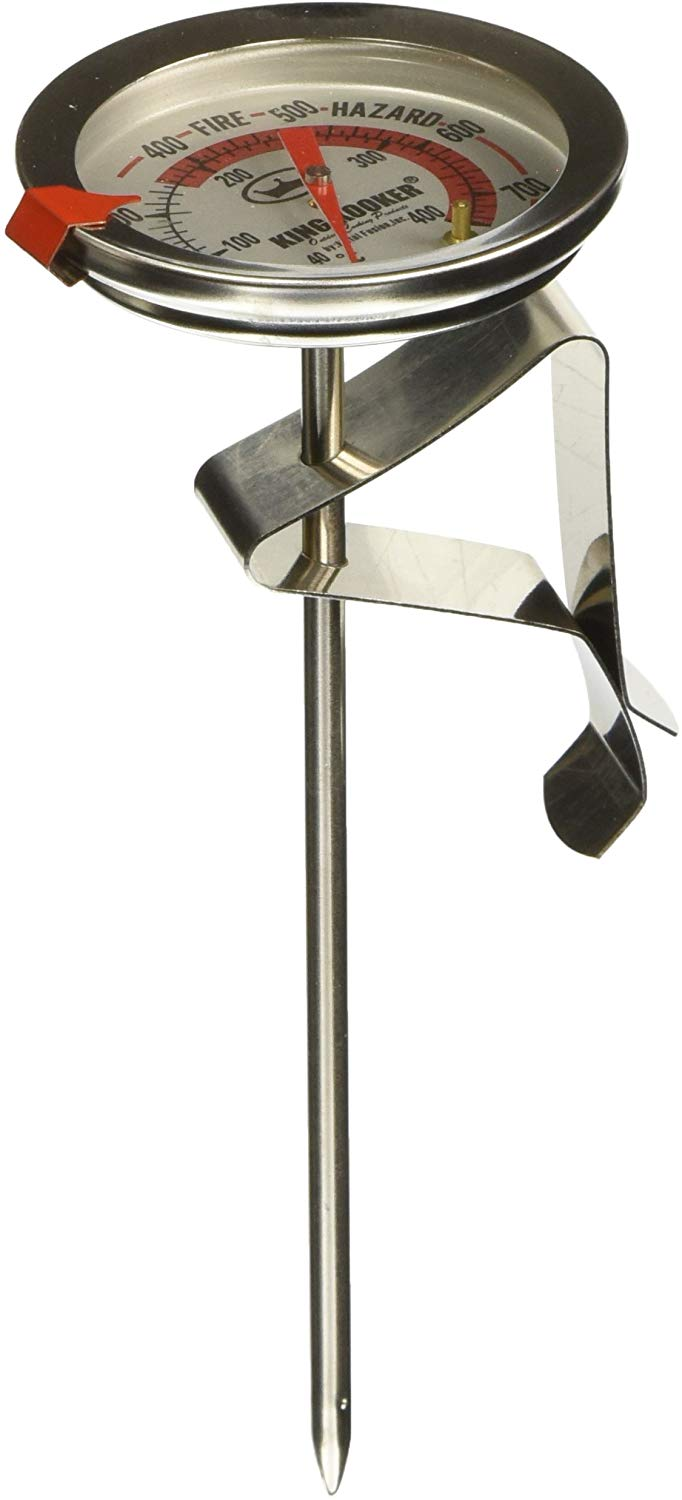 King Kooker Fry Thermometer