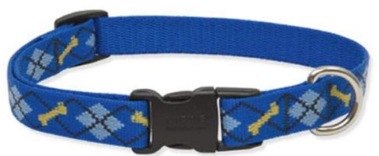 LupinePet dog collar