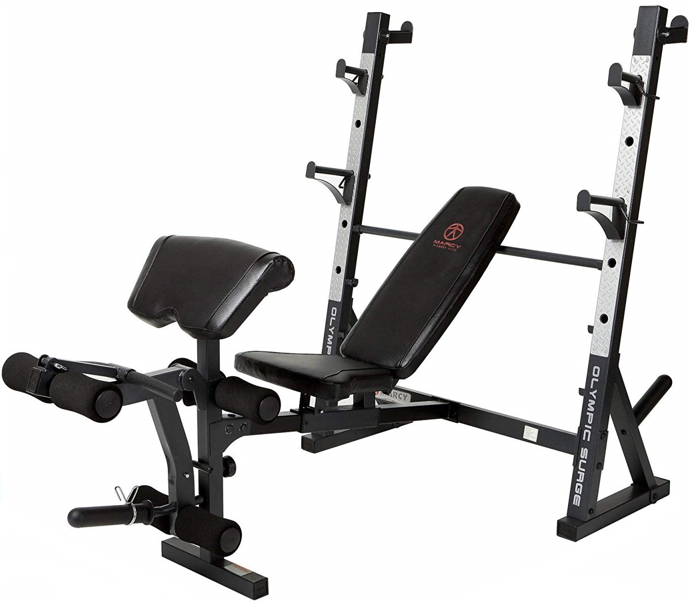 Marcy Olympic Weight Bench Cropped