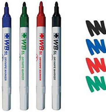 Whitebox Dry Erase Markers Cropped