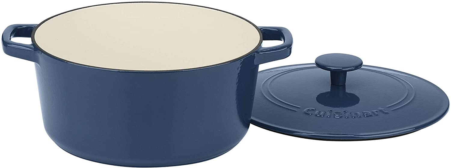 Cuisinart Round Cast Iron Dutch Oven