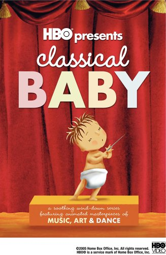 Hbo Presents Classical Baby Dvd
