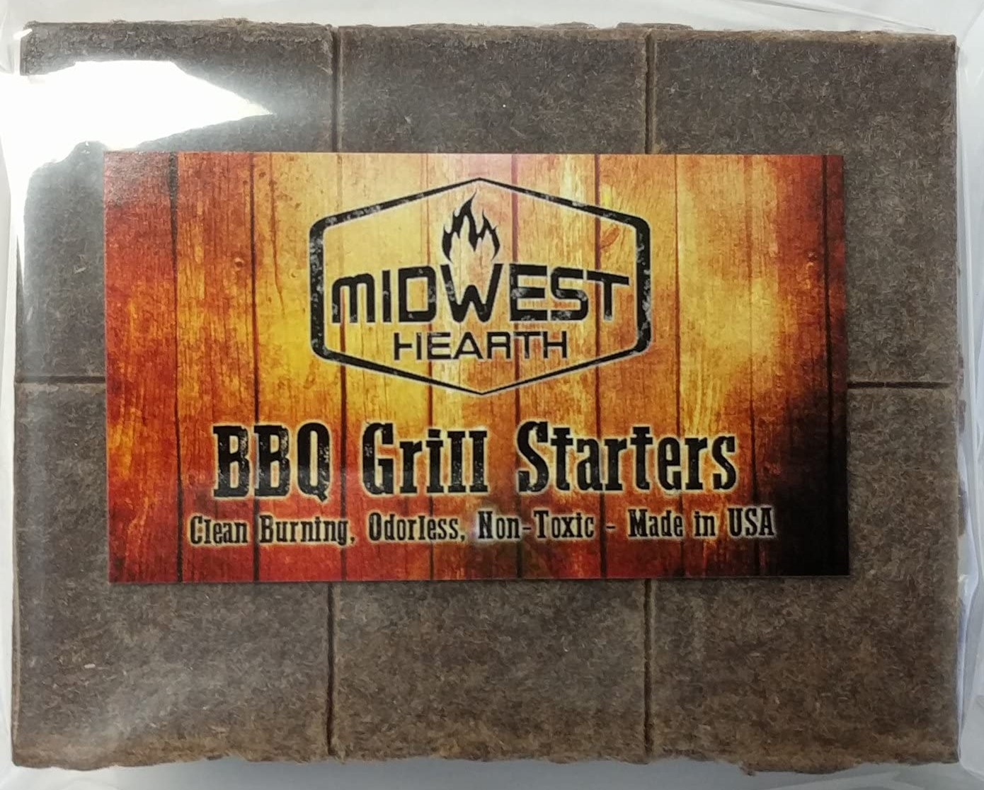 Midwest Hearth Natural Charcoal Starters